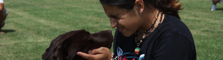 מדעי בעלי החיים ואילוף כלבים, כפר הנוער מנוף