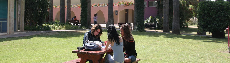 בית הספר של כפר הנוער מנוף